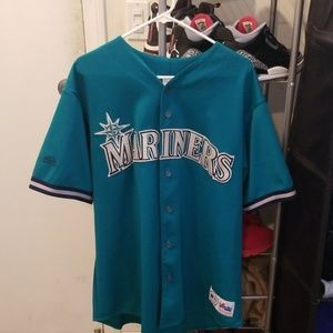 Vintage Ken Griffey Jr. Seattle Mariners Jersey